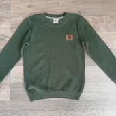 Реглан свитер на мальчика 6-8 лет