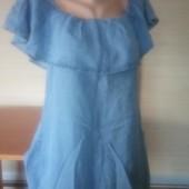 Красивая летняя блузка Esmara, размер М