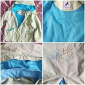 Куртка ветровка 6-7 лет