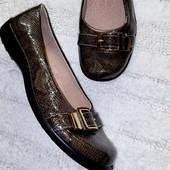 Туфли стелька 23,5 см Cotton Traders