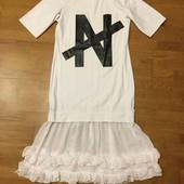 Новое платье S, замеры