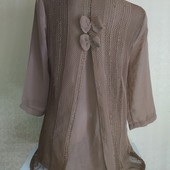 Очень красивая блузка р-р Л