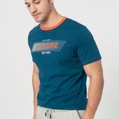 мужская стильная футболка , слим, от Jack&Jones