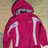 Роскошная термо куртка ветровка не продуваемая в идеале
