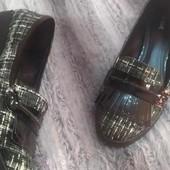 Стильные туфли лоферы Next