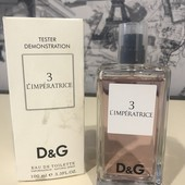 тестер) насичений Dolce&Gabbana Anthology L`Imperatrice 3 100мл