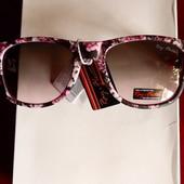 Солнцезащитные очки Ray Flector, оправа с цветами