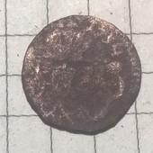 Монета Польши Солид 1754