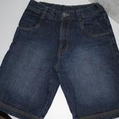 Шорты джинсовые George на 5-8 лет в идеале
