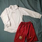 ЛоВиЛоТы! спортивная кофта и шорты на 7-8 лет