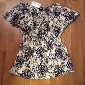 Легкая блузка H&M 38 размер