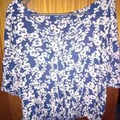 Легенкая блуза!