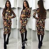 Очень красивое миди платье