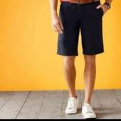 Классные стильные мужские коттоновые шорты Livergy Германия размер 50