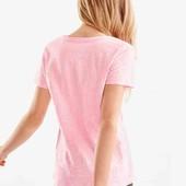 Классная футболочка для девочки С&А, Германия. р.158/164, смотрим замеры