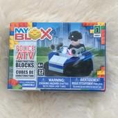 Конструктор my Blox полицейская машина 23 детали качественный аналог LEGO!!!!!