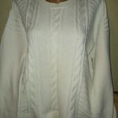Женский свитер, размер 56