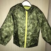 Демісезонна куртка вітровка на вік 2 роки