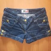 Женские джинсовые шорты.Размер 42