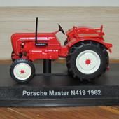 Модель трактора состояние новой