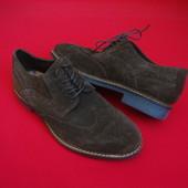 Туфли броги Marks and Spencer натур 43 размер