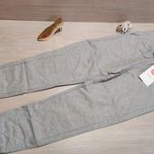 Плотные спортивные штаны, джоггеры для девочки! 128 рост! 329 грн по ценнику!