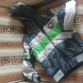Супер лот 2в1 куртка+жилетка