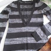 Нарядная туника-пуловер на р. 40-44 Состояние отличное!
