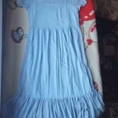 шикарное платье.пролет