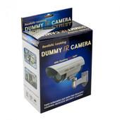 Видеокамера муляж Видеонаблюдение, обманка Dummy IR Camera