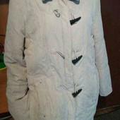 132. Куртка на перші морози