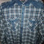 мужская рубашка очень хорошего качества.