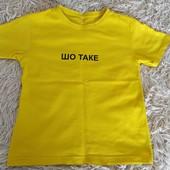 Детская одежда, футболка. 7-8 лет.