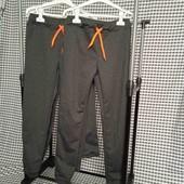 Классные, очень удобные спортивные штаны для мальчика. 128 размер. Одна ростовка!!