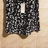 стильная блуза топ майка f&f ,pp 6,новая