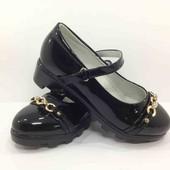 Шикарные качественные туфли, тапочки, балетки для девочки с 33 по 36 размер (21-22,5см) Маломерят