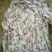 женская блуза на шикарные формы