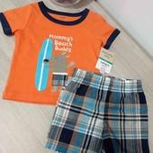Комплект - костюм для мальчика бренда Carter's