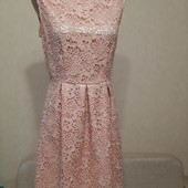***1000лот Собирайте Платье шитье Apricot пог 48-50