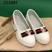 Модные, красивые туфли в школу для девочек! 33-35рр. Качество супер!