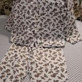 мужская пижама, размер 48 (XL)