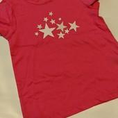 Хлопковая футболочка Lupilu( Германия) Размер 98/104