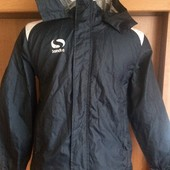 Куртка. ветровка, р. 7-8 лет 122-128 см, Sondico. состояние отличное