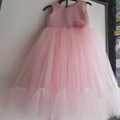 Нарядное платье 116-128 р