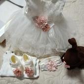 Платтячко для маленької принцеси