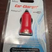 Зарядное устройство для телефона в авто Car charger