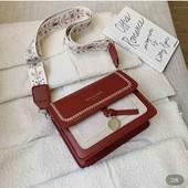 Стильні яскраві сумки з оригінальною вишивкою,в лоті зелена