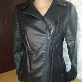 Качественные куртки косухи, 50 р маломерит, идёт на 46-48