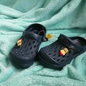 Детские кроксы. Сабо. Летняя обувь. Клоги, размер 29-19см