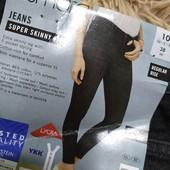 ЛЛ5.стильные джинсы syper Skinny Fit , от Esmara.